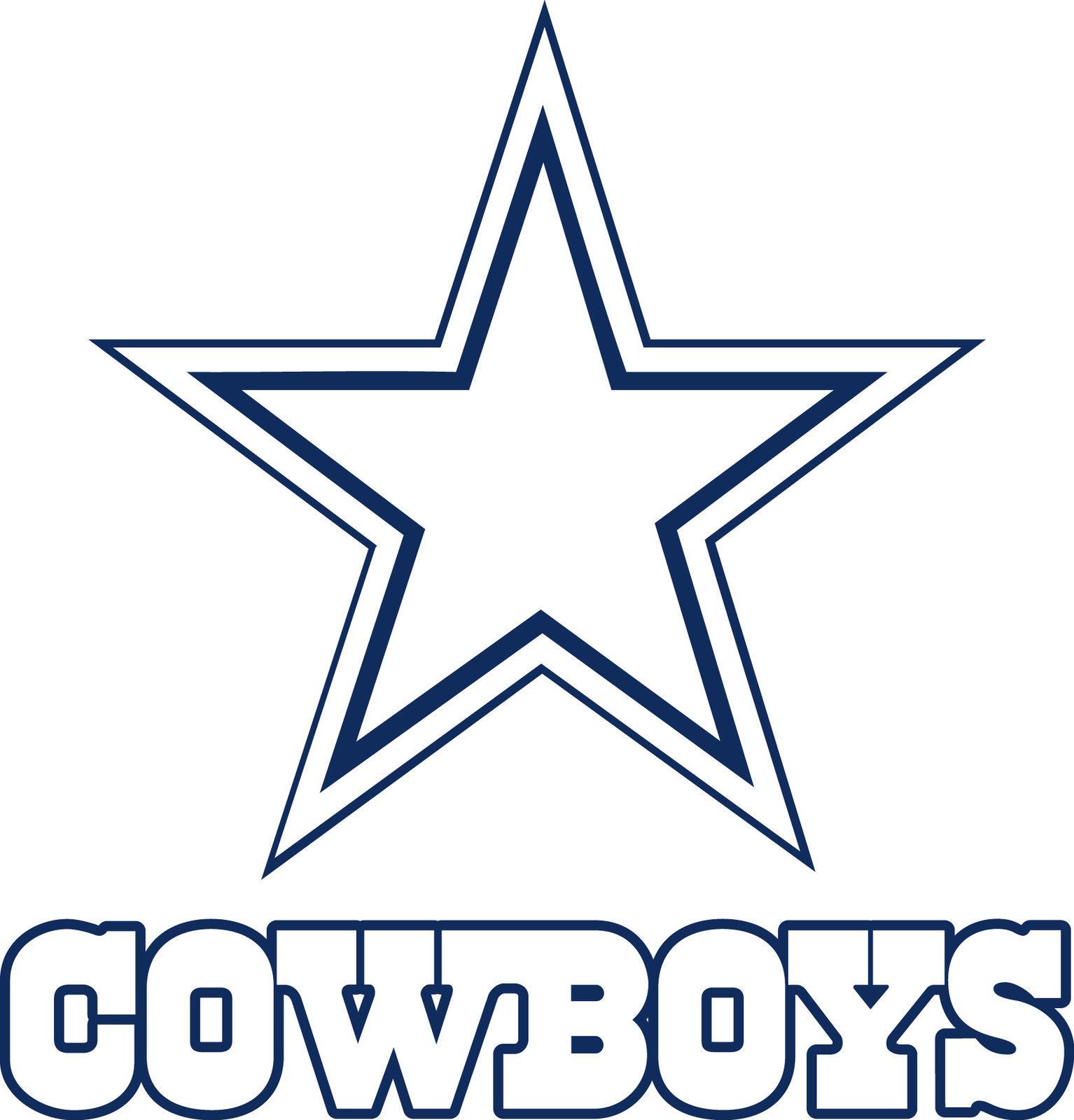 Nfl Cowboys Clipart.