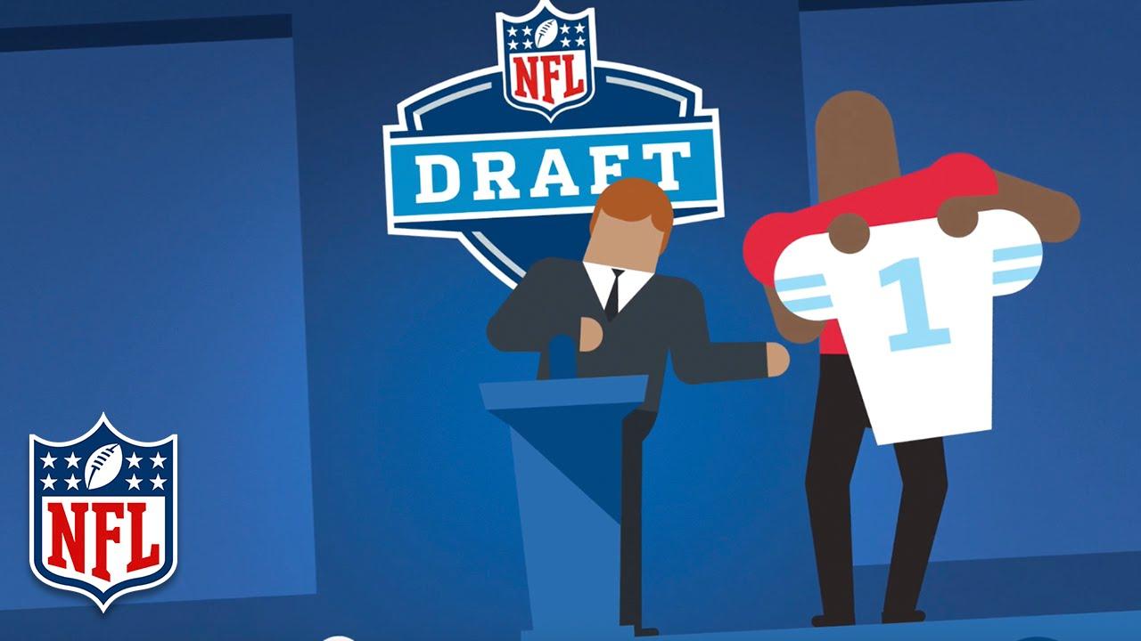 Guía Para Principiantes de la NFL Draft.