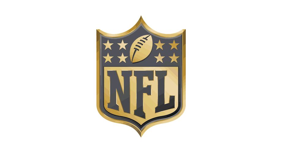 NFL Logo (Gold) Download.
