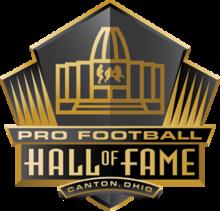 Pro Football Hall of Fame — Wikipédia.