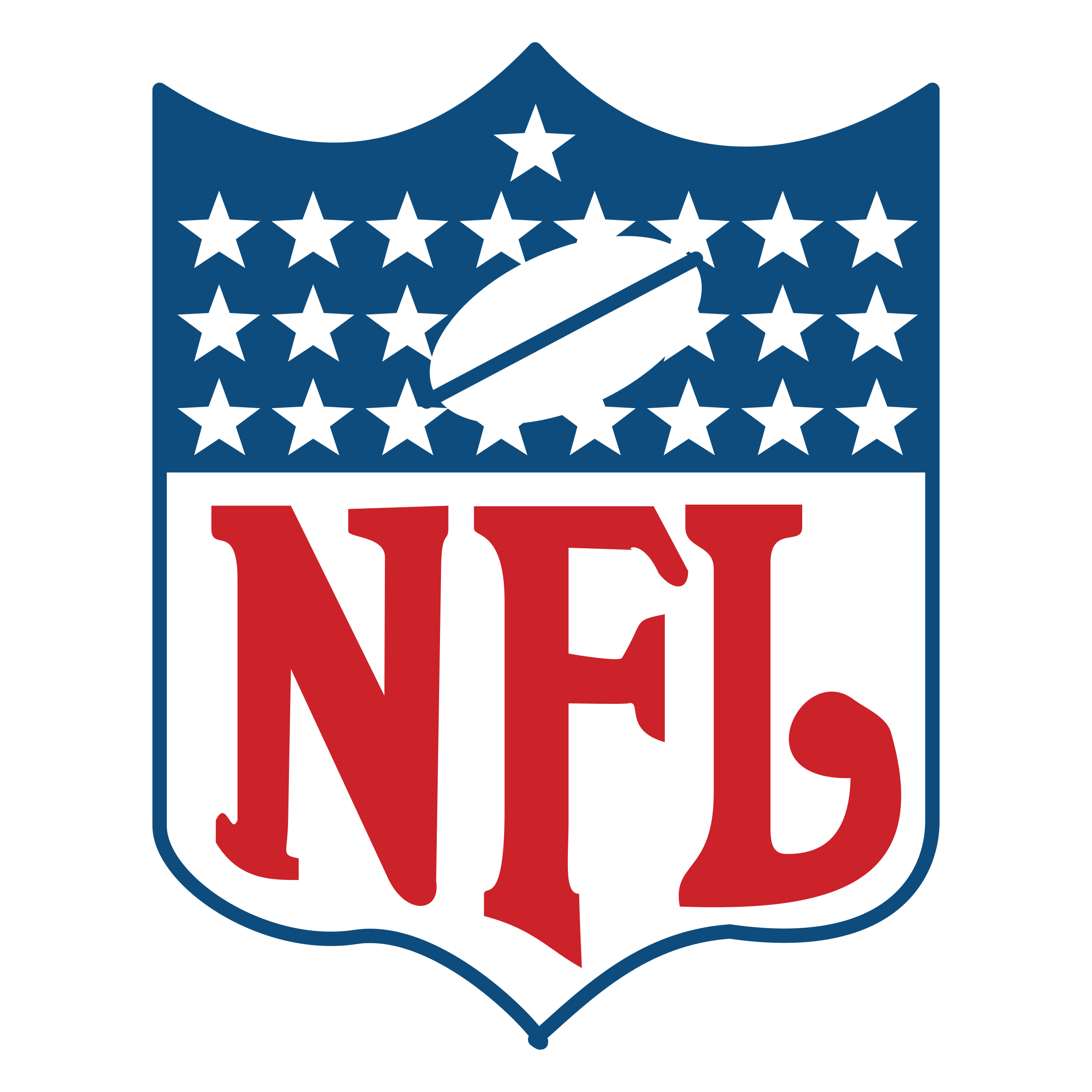 NFL Logo PNG Transparent & SVG Vector.