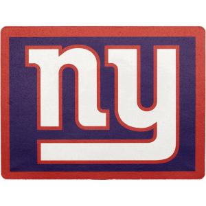 NFL New York Giants Address Logo Graphic.