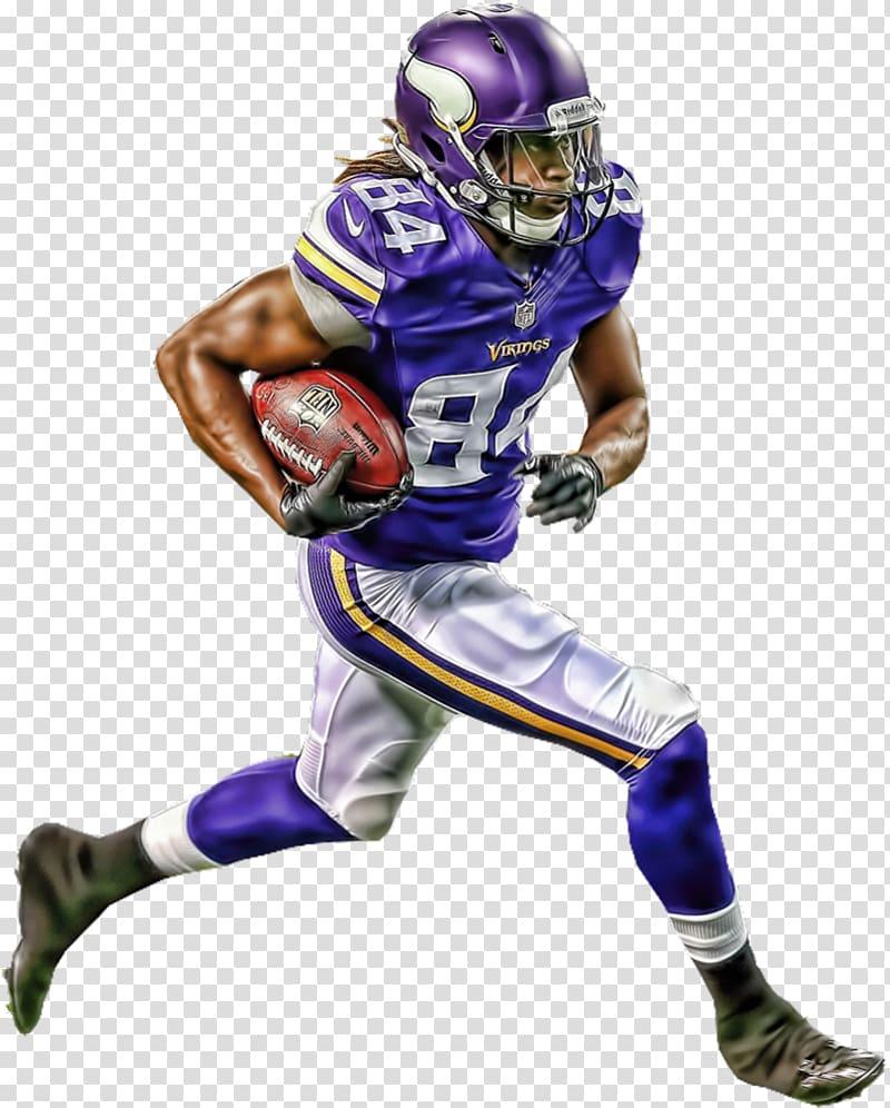 NFL Minnesota Vikings American Football Helmets, football.