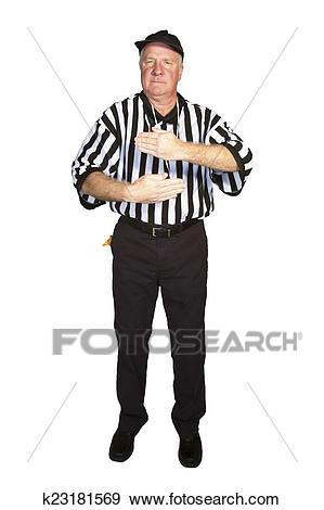 Nfl referee clipart 1 » Clipart Portal.