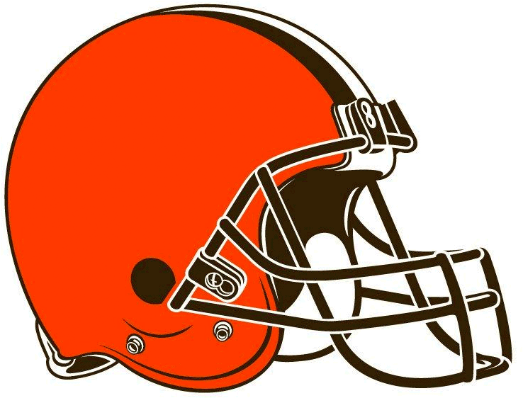 Cleveland Browns Primary Logo (2015).