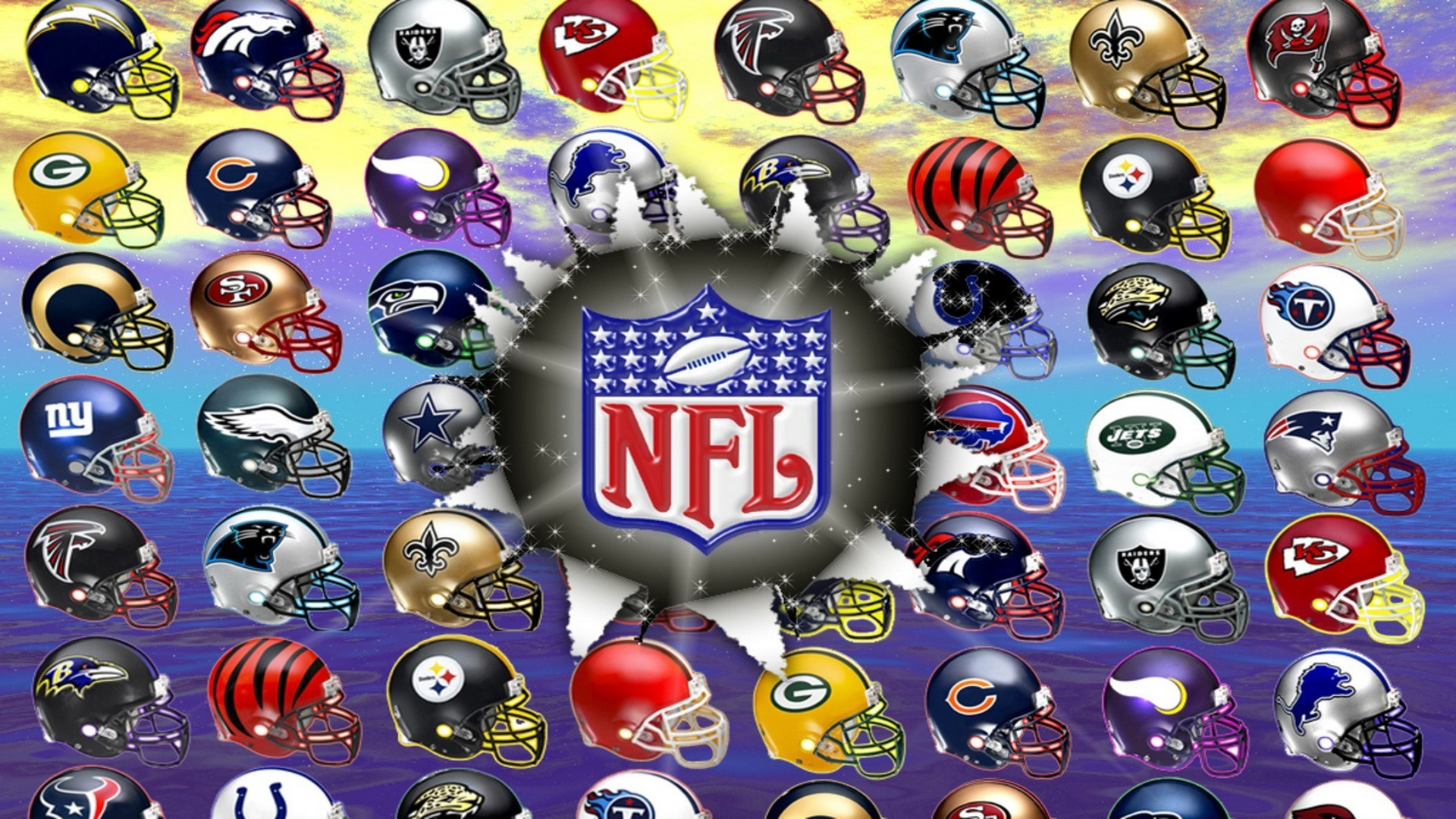 79+ Nfl Logo Wallpapers on WallpaperPlay.