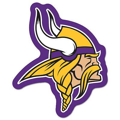 Minnesota Vikings Logo on the GoGo [NEW] NFL Car Auto Emblem Sign Truck  Grill.