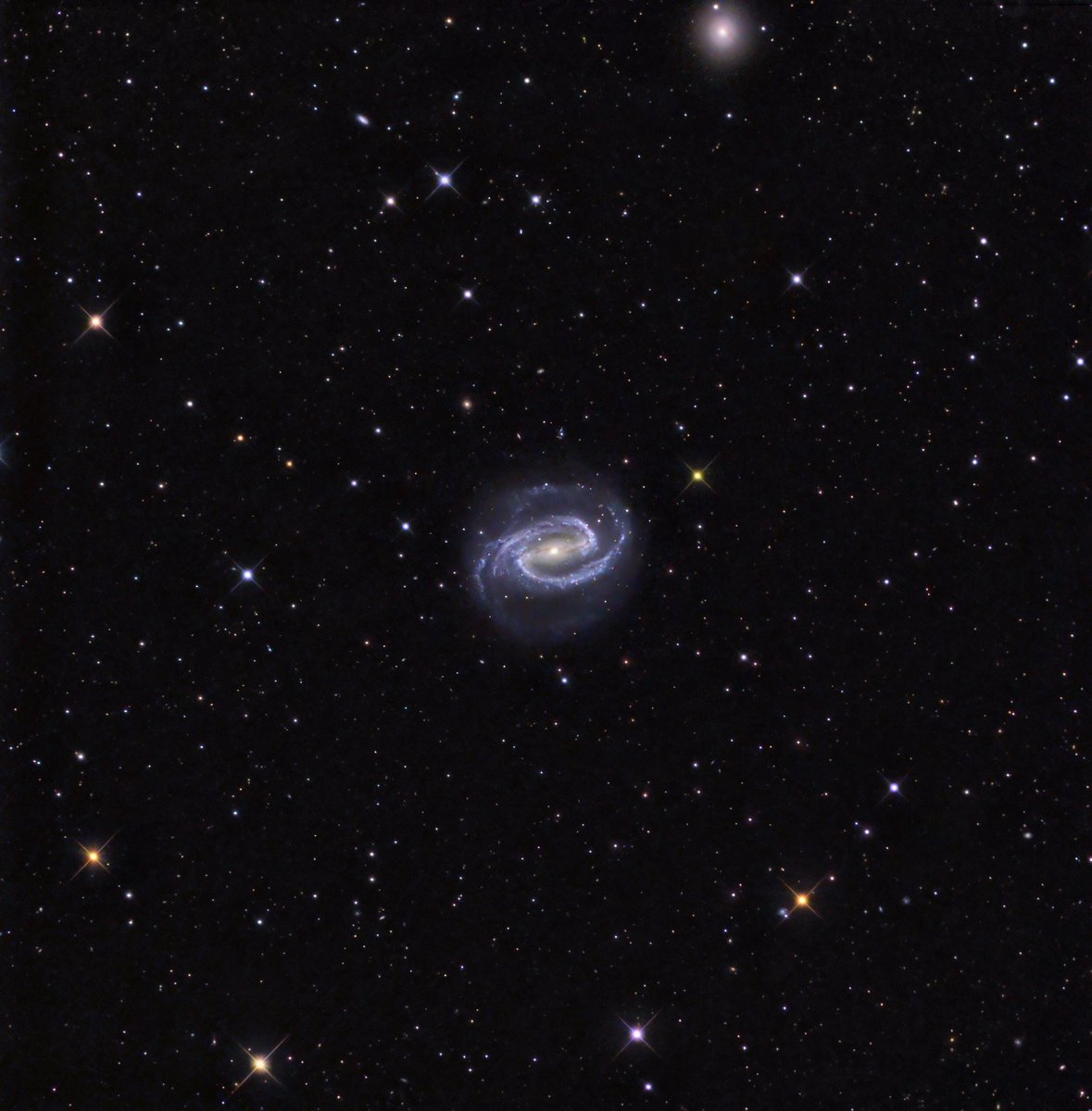 "The Astrophysicist on Twitter: ""NGC 1300 is a barred spiral galaxy."