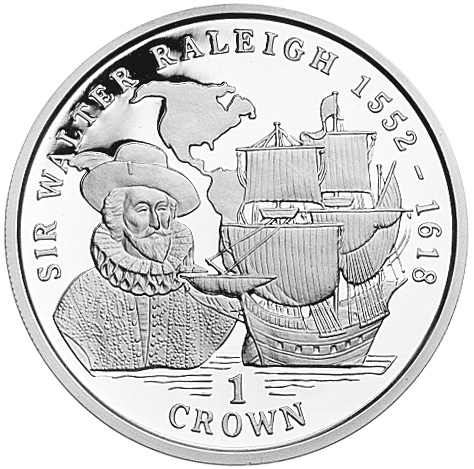 1999 Isle Of Man Crown KM 955 Prices & Values.