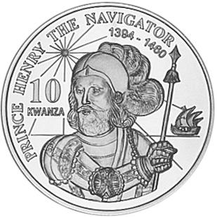 1999 Angola 10 Kwanzas KM 100 Prices & Values.