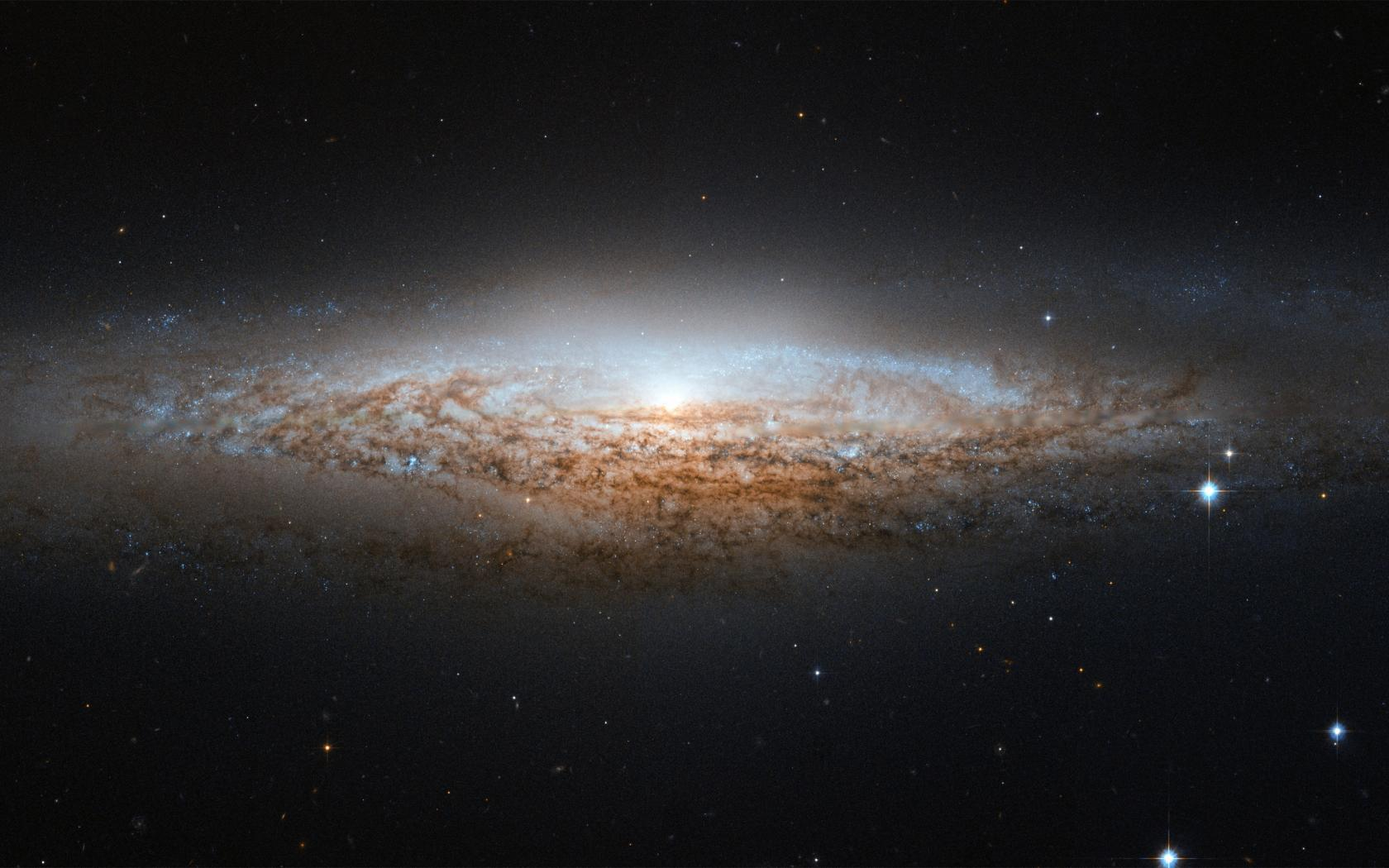 Galaxies galaxy ngc 2683 outer space spiral wallpaper.