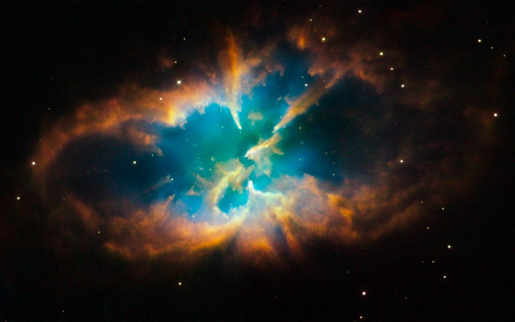 Planetary Nebula NGC 2818.