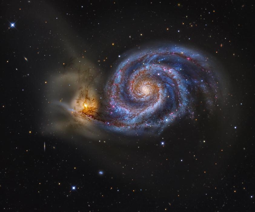 M51(NGC 5194.