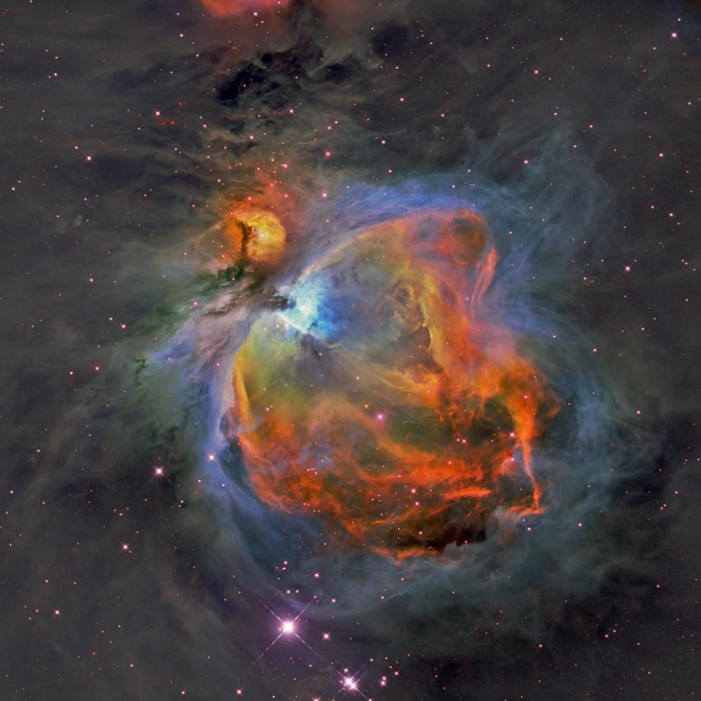 APOD: NGC 602 and Beyond (2013 Jan 13).