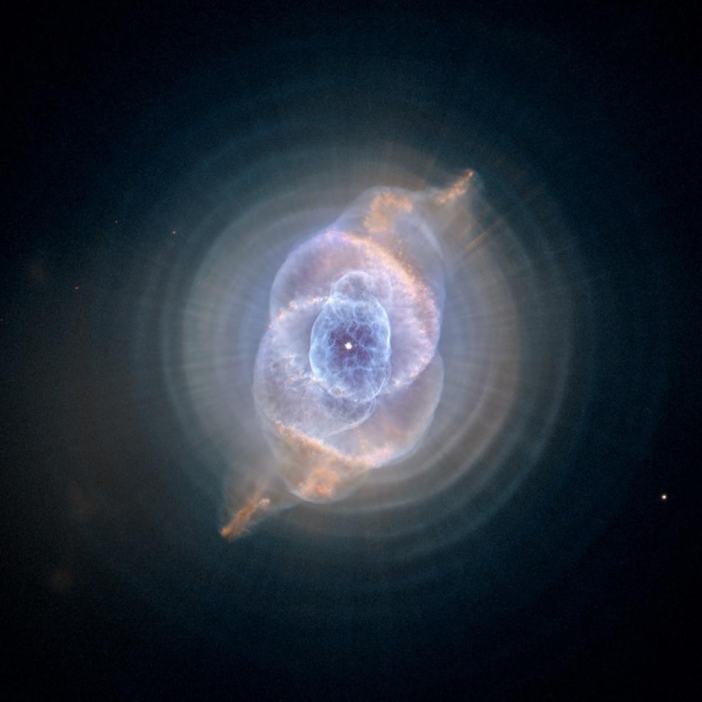 NGC 6543 in Optical.