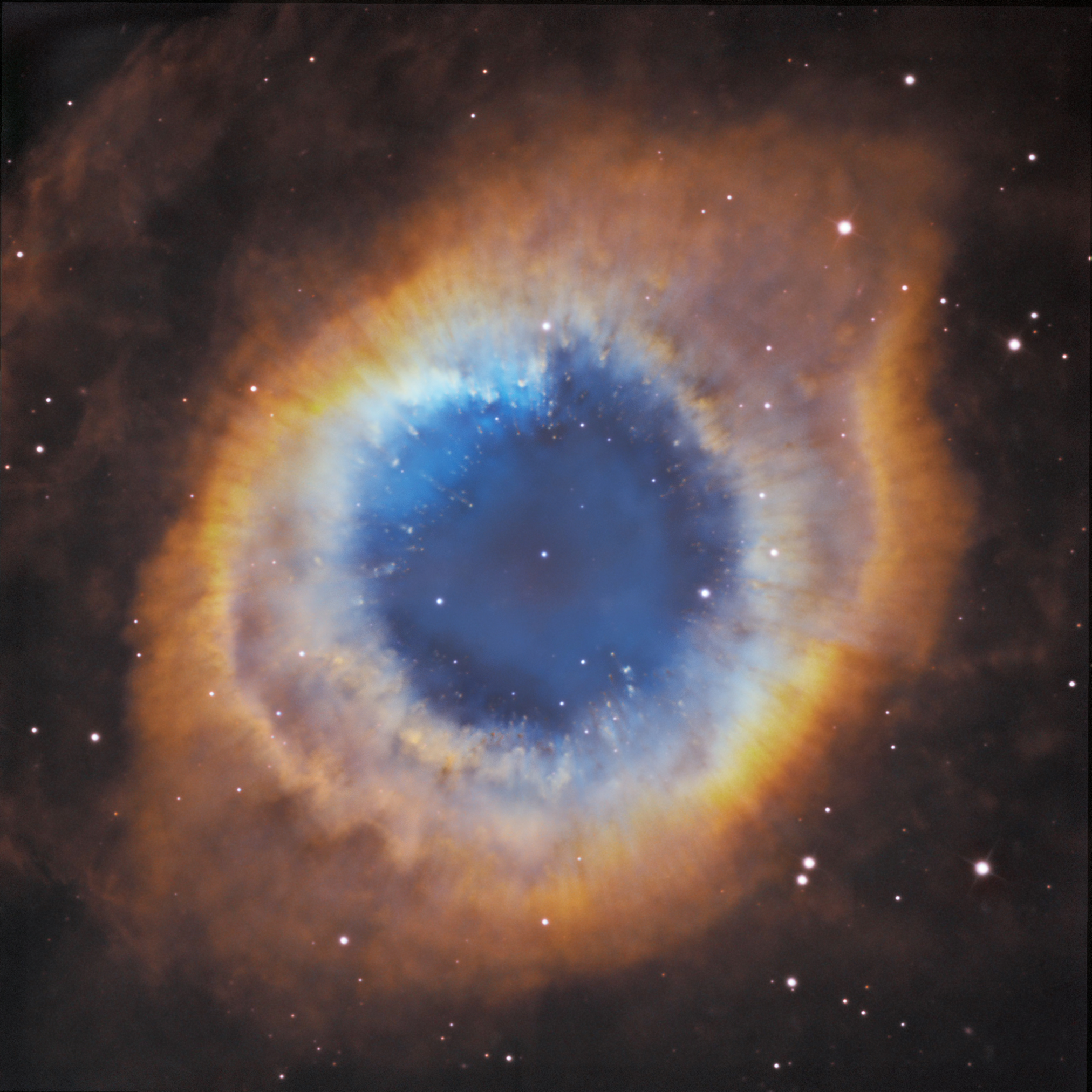The Helix Nebula NGC 7293 (page 2).