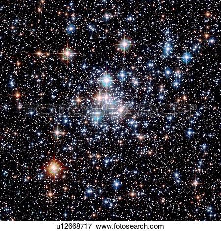 Picture of Open star cluster NGC 290 u12668717.
