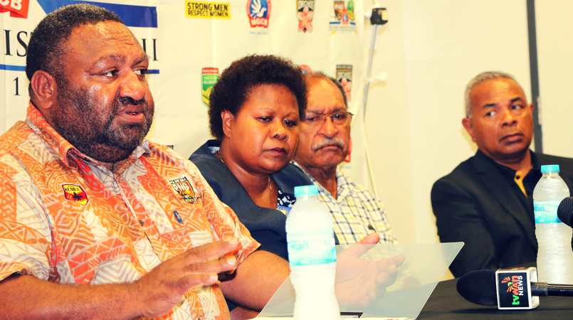NGCB PNG PM's XIII named.
