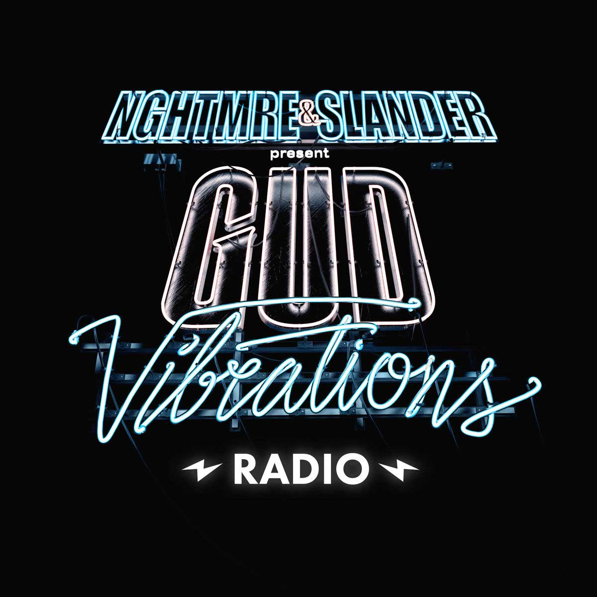 Gud Vibrations Radio 127.