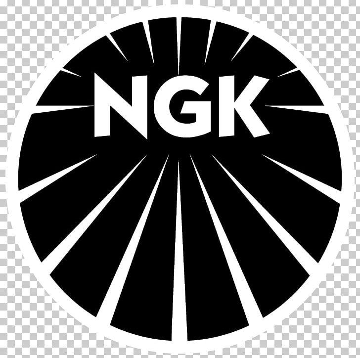 Decal NGK Sticker Car Spark Plug PNG, Clipart, Black, Black.