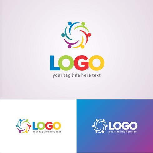 Corporate NGO Logo Design Template.
