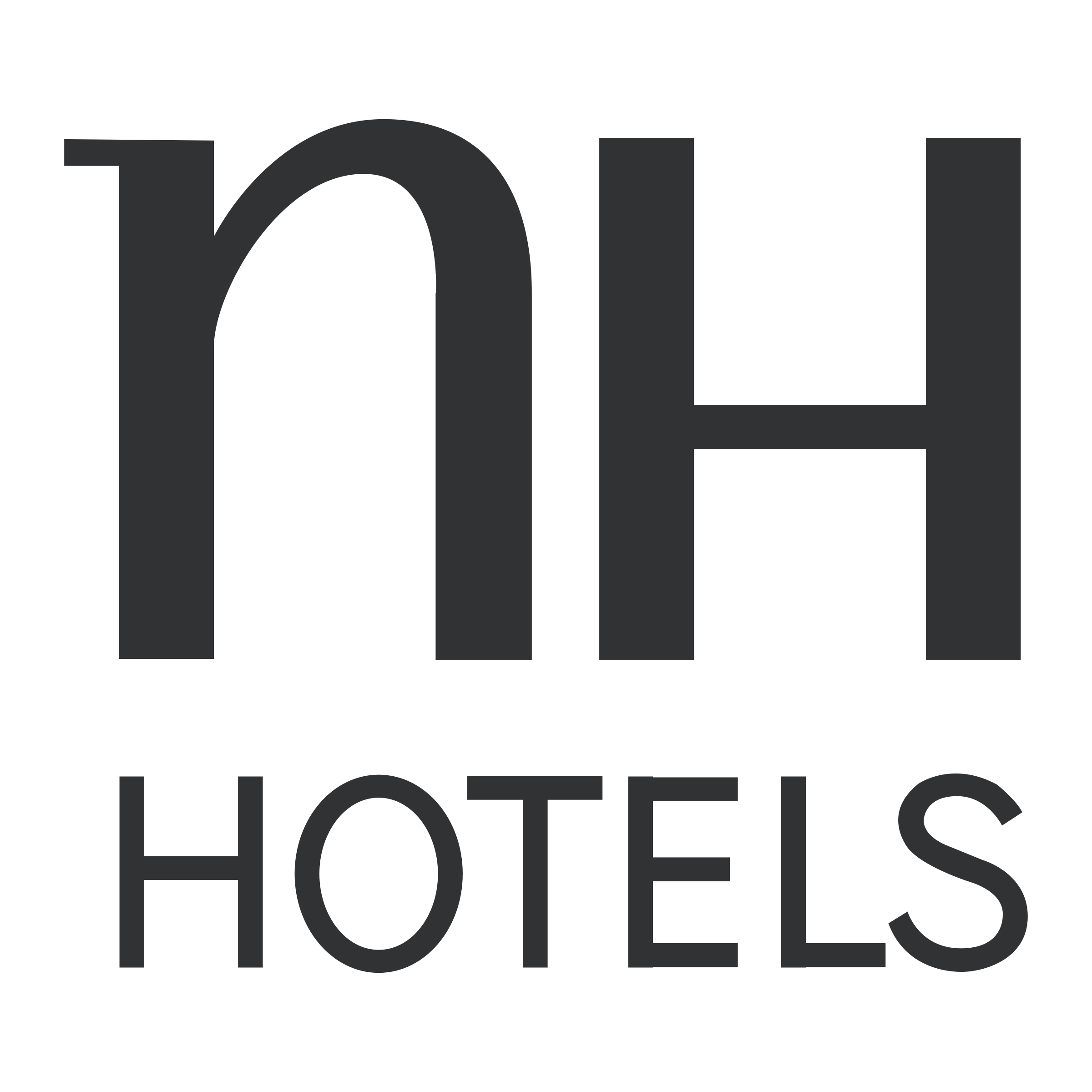 NH Hotels Logo PNG Transparent & SVG Vector.