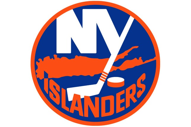 NHL logo rankings No. 25: New York Islanders.