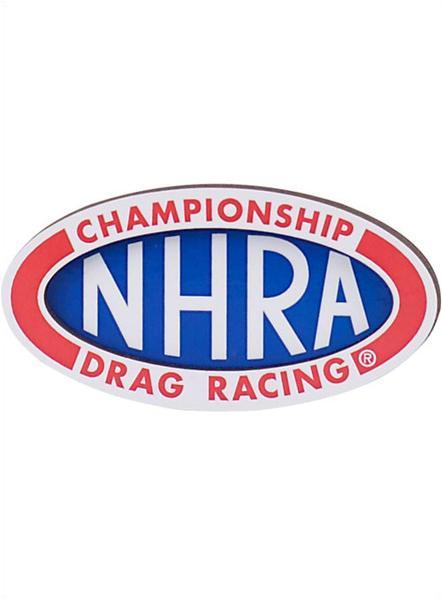 NHRA Logo Chunky Magnet.