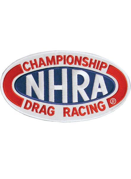 NHRA Logo Small Emblem.