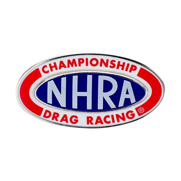 NHRA logo Hat Pin.