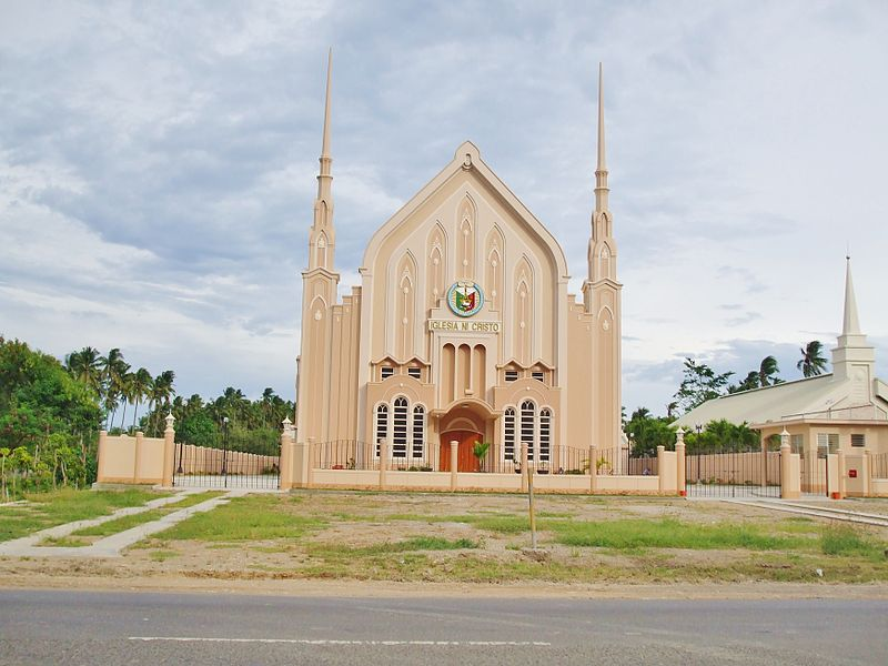 Iglesia Ni Cristo Church Clipart.