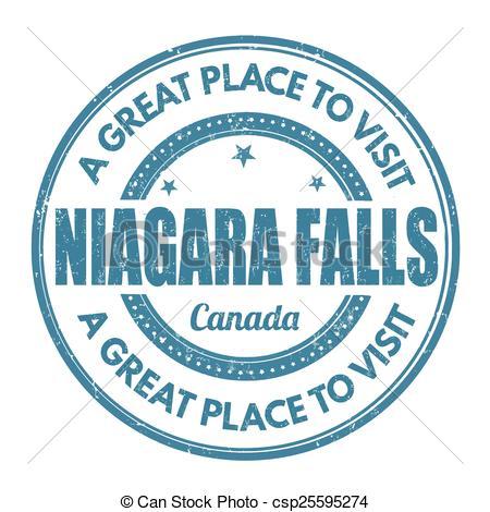 Niagara falls Clipart Vector Graphics. 32 Niagara falls EPS clip.