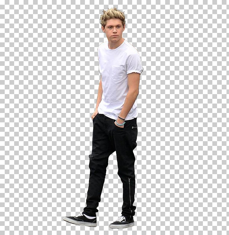 Niall Horan One Direction, white Man PNG clipart.