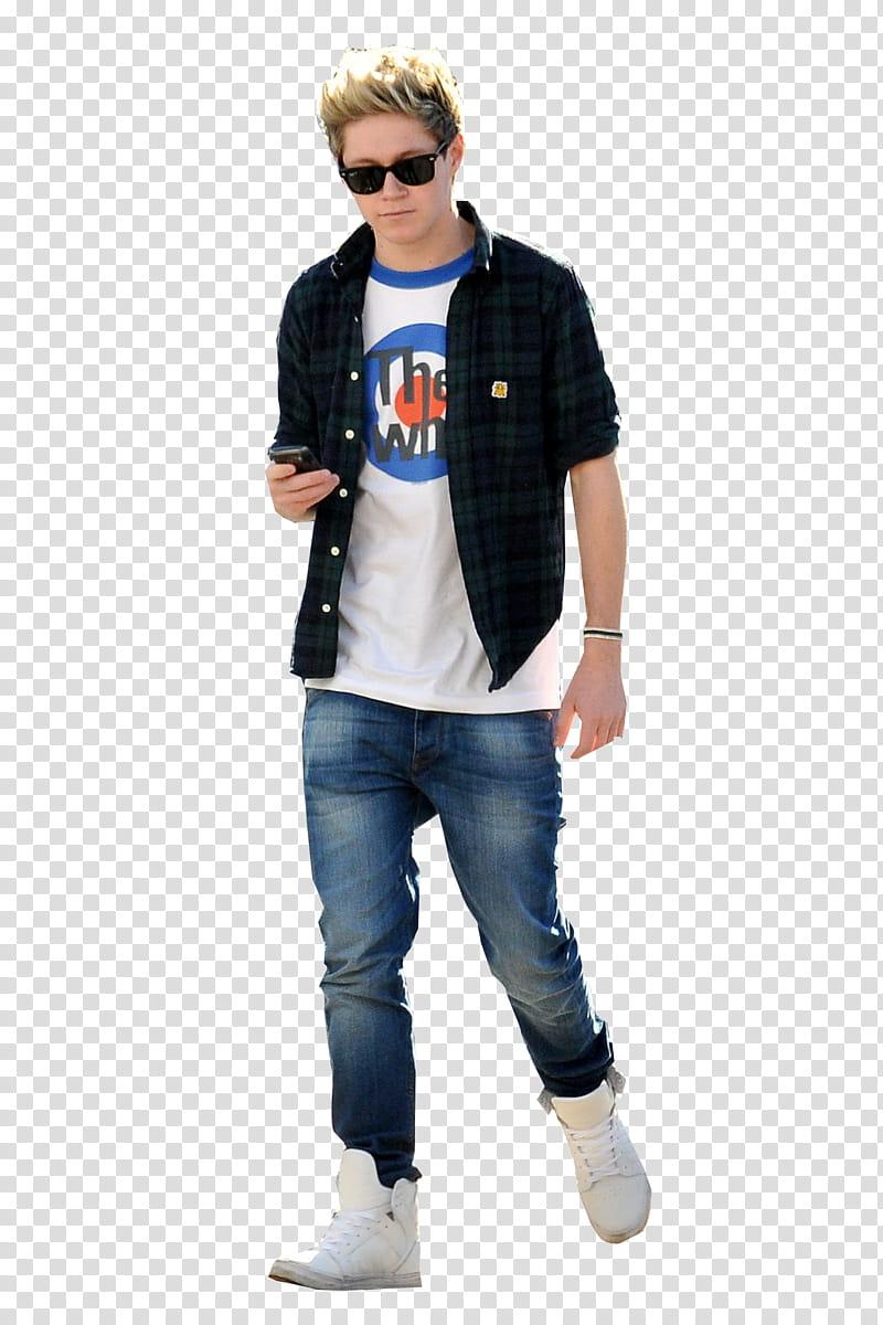 Niall Horan incluye siluetas transparent background PNG.