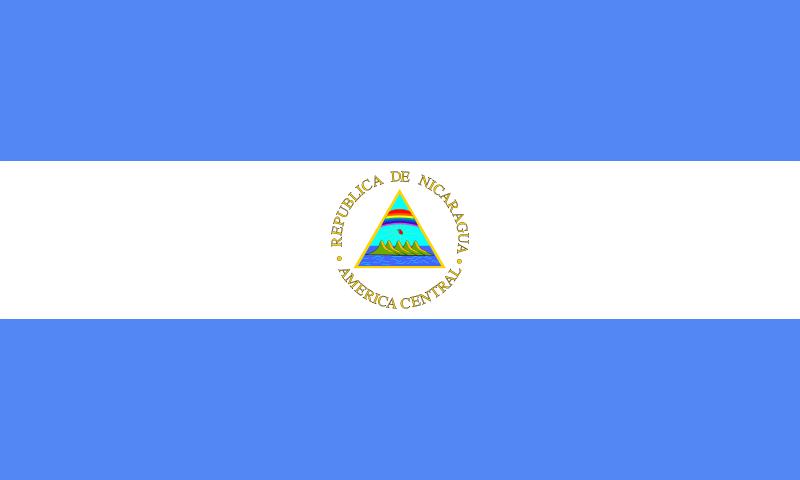 Free Clipart: Nicaragua.