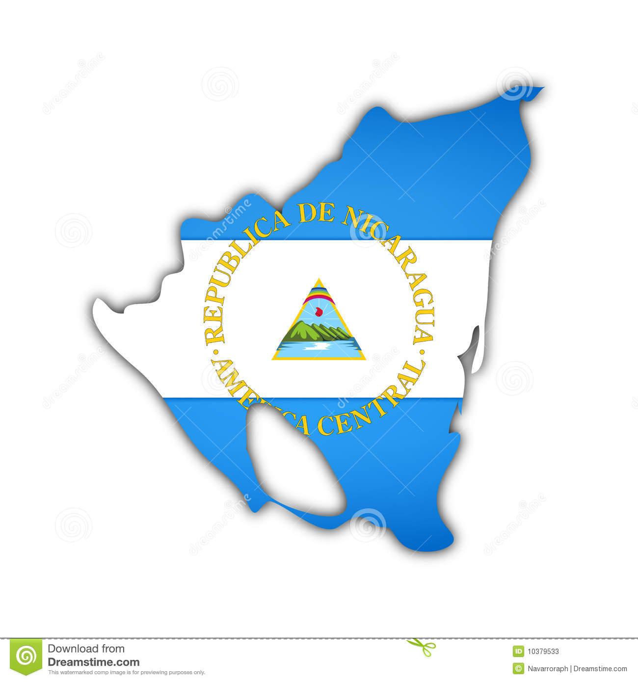 Nicaragua Stock Illustrations.