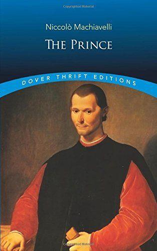 personal views on niccolo machiavellis the prince
