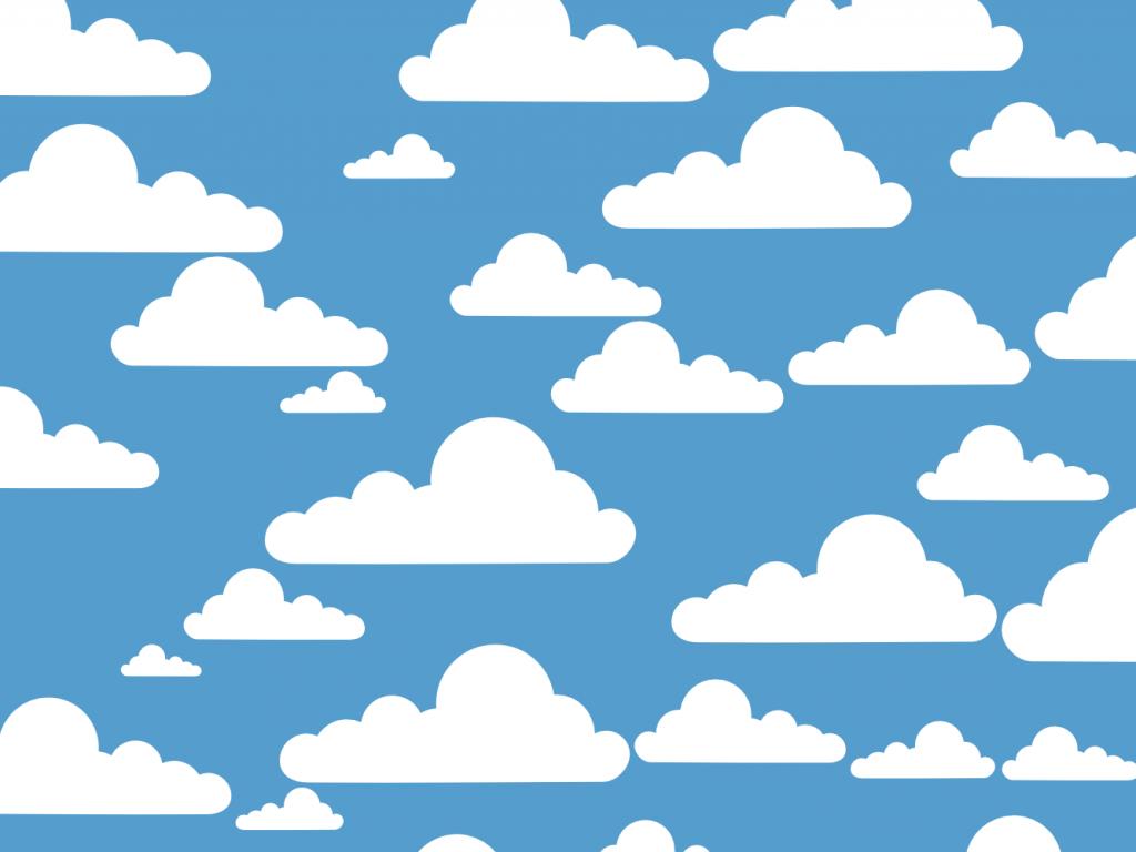 Cloud clip art at vector clip art free.