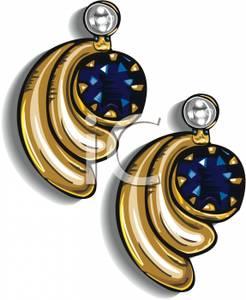 and Diamond Earrings.