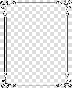 Black frame , Borders and Frames Drawing Frames , design.