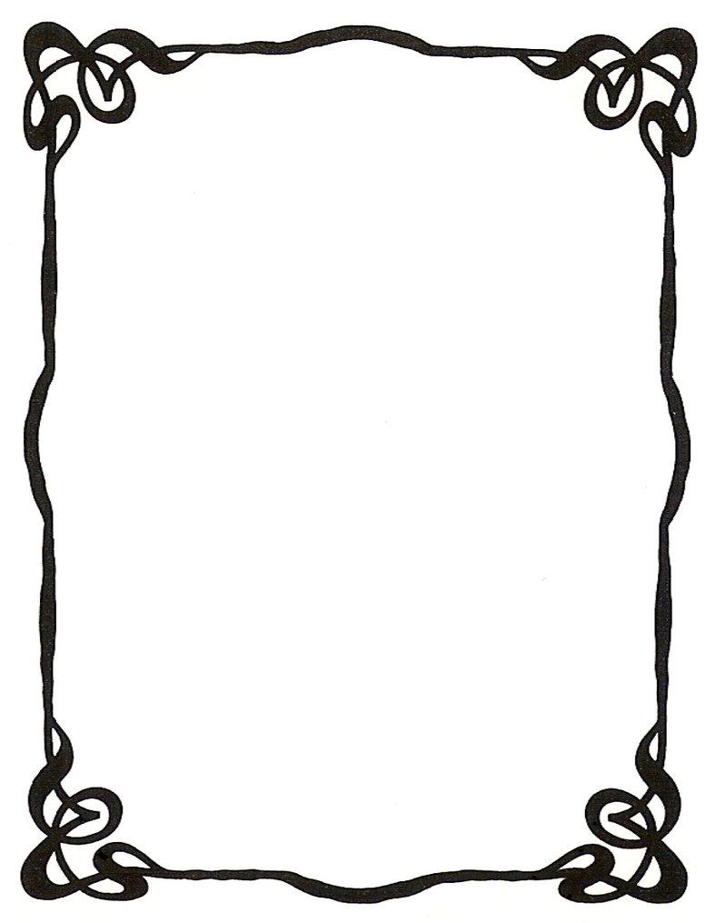 Free Border Frame, Download Free Clip Art, Free Clip Art on.