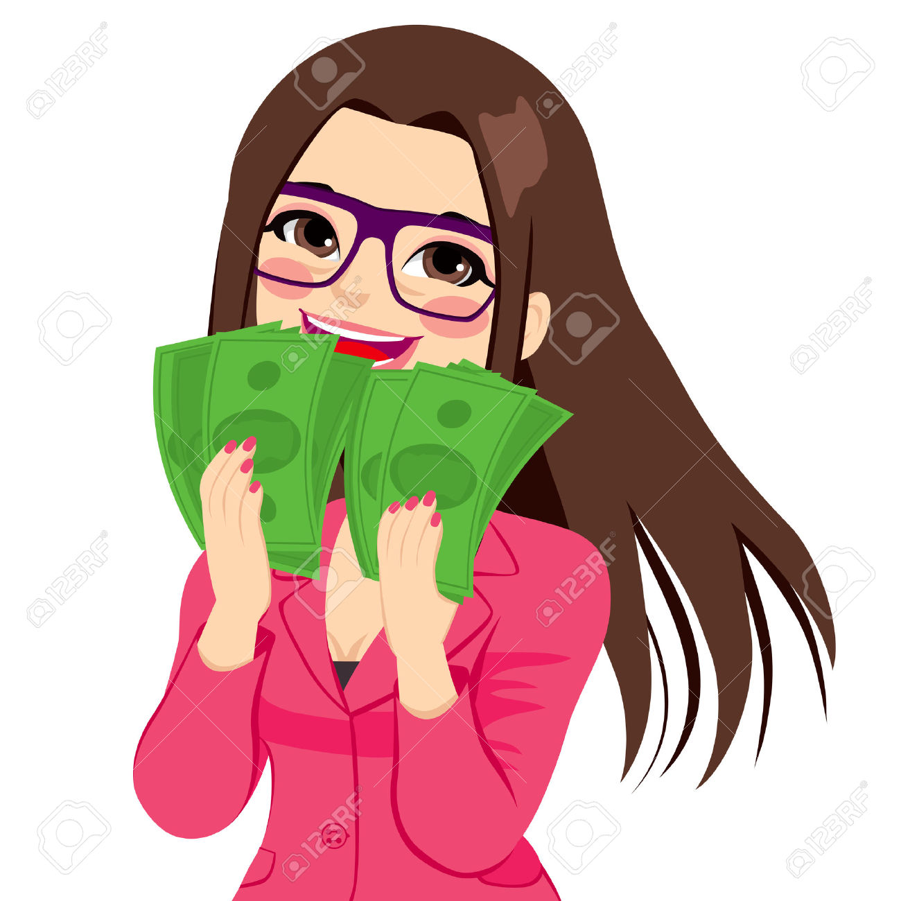 5,446 Rich Woman Stock Illustrations, Cliparts And Royalty Free.