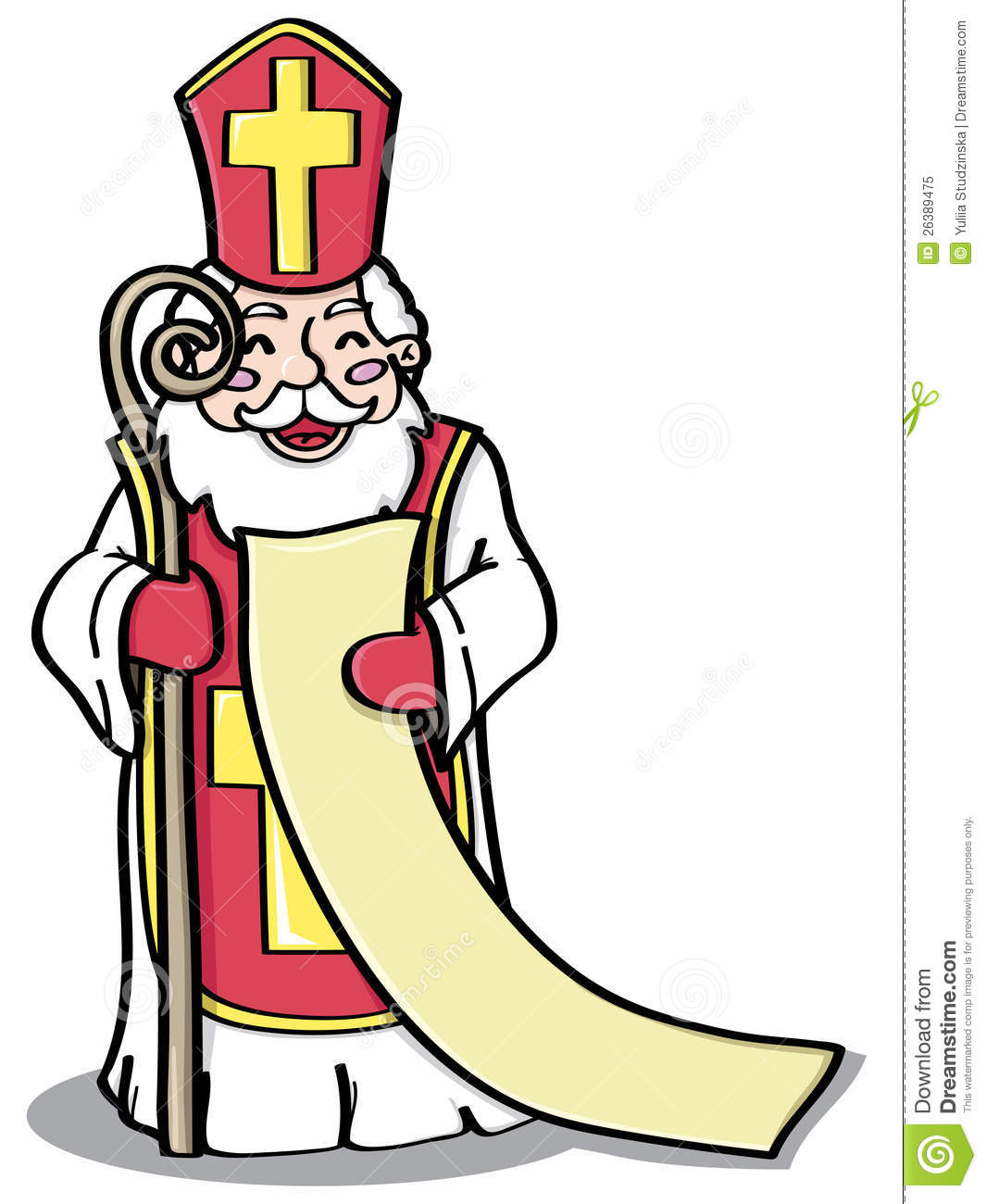 St Nick Clipart Free.