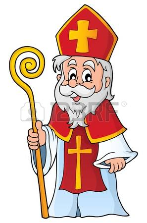 1,835 Saint Nicholas Stock Vector Illustration And Royalty Free.