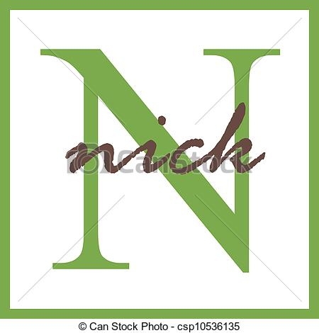 Nick name Clipart and Stock Illustrations. 7 Nick name vector EPS.