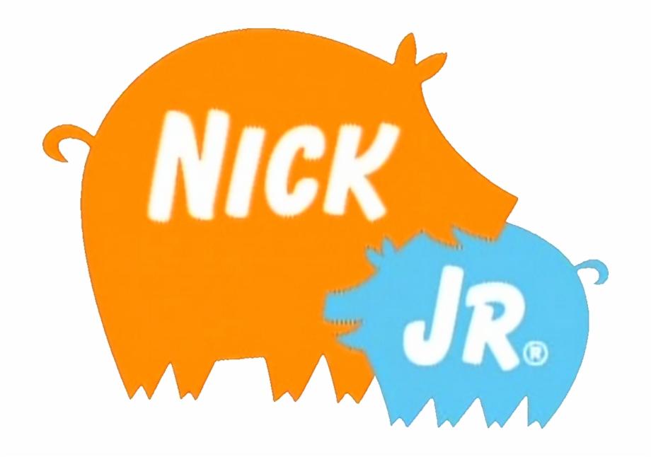 Image Nick Jr Pigzds Logopng Logopedia The Logo And.