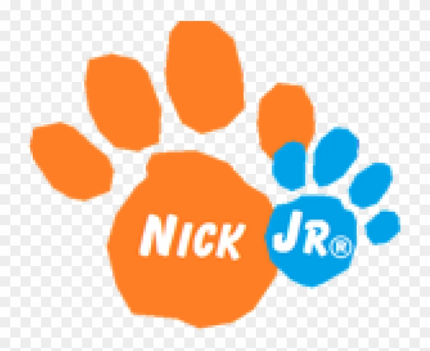 Nick Jr Paw Prints, HD Png Download.