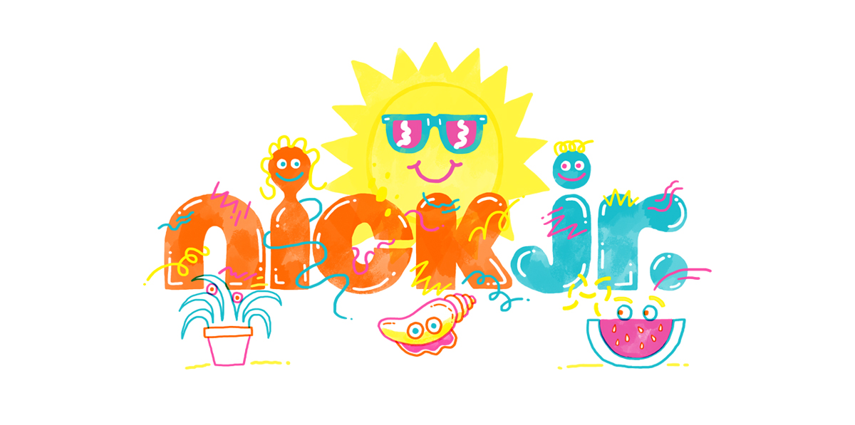 nick jr printable clipart - Clipground