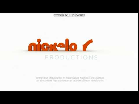 Nickelodeon Productions (2016) Logo (The Loud House.