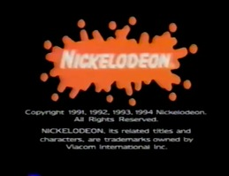 Nickelodeon Productions.